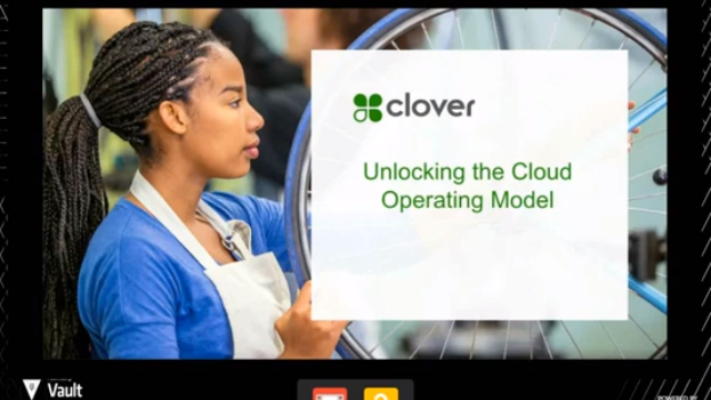 Unlocking the Cloud Operating Model with Clover