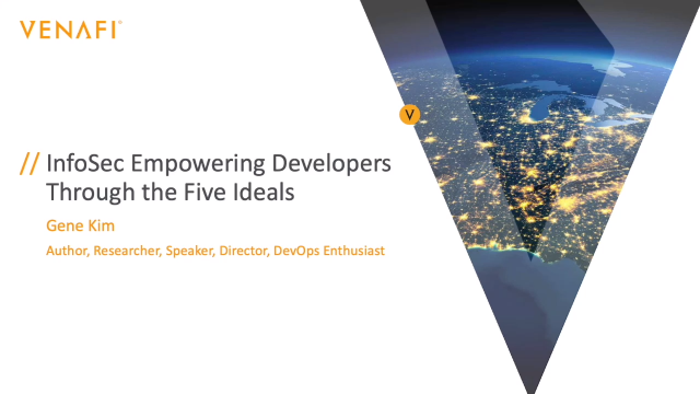 InfoSec Empowering Developers Through the Five Ideals