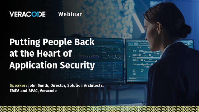 Putting People Back at the Heart of Application Security