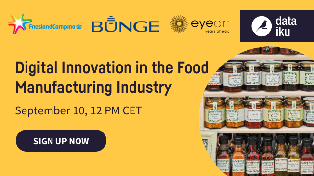 Digital Innovation in the Food Manufacturing Industry