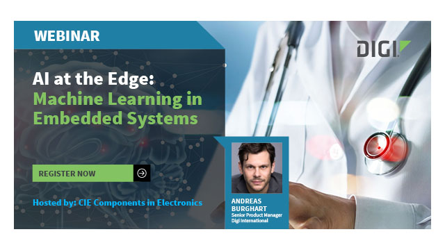 AI at the Edge: Machine Learning in Embedded Systems
