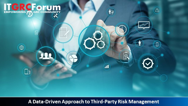 A Data-Driven Approach to Third-Party Risk Management