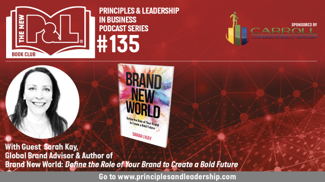 The New P&L speaks to Sarah Kay, author of Brand New World