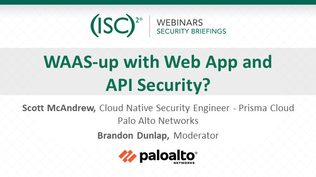 WAAS-up with Web App and API Security?