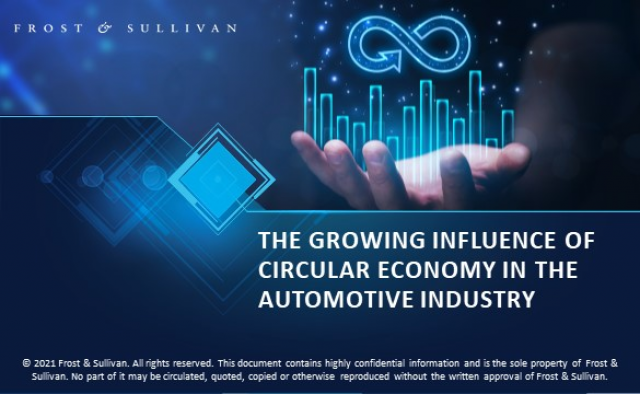 The Growing Influence of Circular Economy in the Automotive Industry