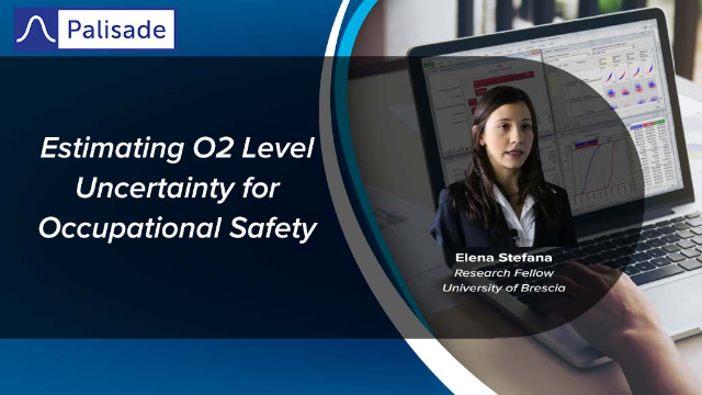 Estimating O2 Level Uncertainty for Occupational Safety
