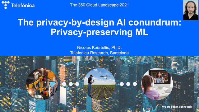 Solving the Privacy-by-Design AI conundrum with Privacy-Preserving ML