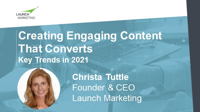 Creating Engaging Content that Converts – Key Trends in 2021
