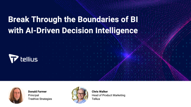 Breaking the Boundaries of BI with AI-Driven Decision Intelligence