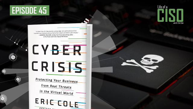 Why I Wrote Cyber Crisis