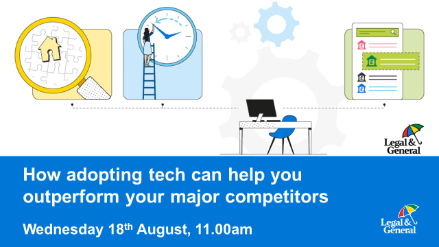 How adopting tech can help you outperform your major competitors