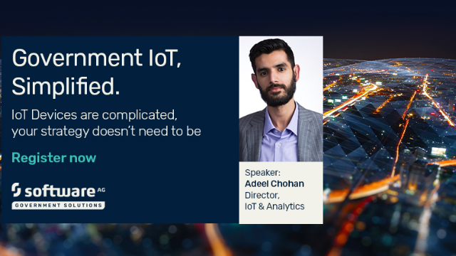 Government IoT, Simplified: Devices are Complicated, Your Strategy Shouldn't Be