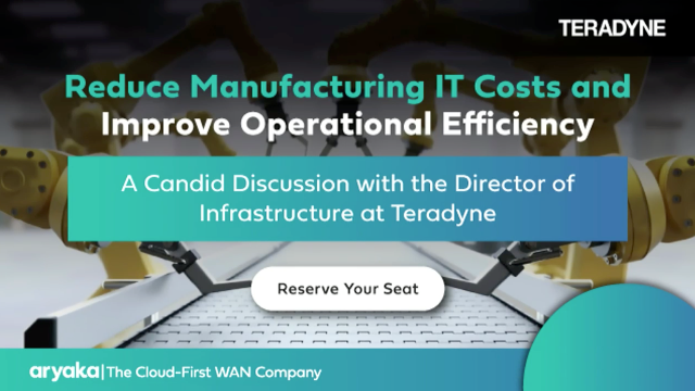 Reduce Manufacturing IT Costs and Improve Operational Efficiency (APAC)