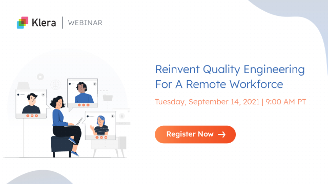 Reinvent Quality Engineering For An All Remote Workforce