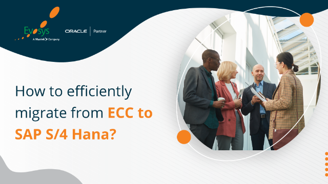 Episode 2   Vlog - How to Efficiently Migrate from ECC to SAP S/4 HANA?