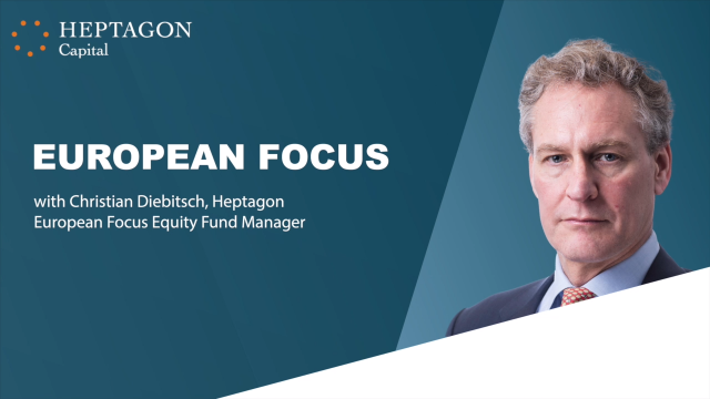Heptagon European Focus Equity Fund Monthly Commentary July 2021