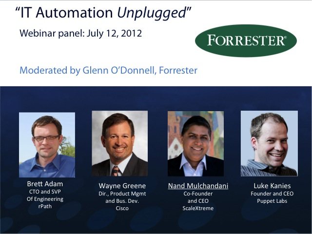 IT Automation Unplugged