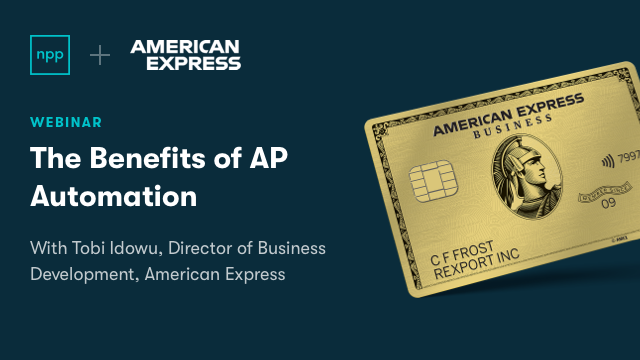 Benefits of AP Automation | Streamline your process.