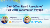 Cast Off on Rea & Associates' Full-Cycle Automation Voyage