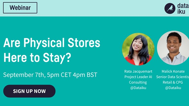 Are Physical Stores Here to Stay?