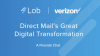 Direct Mail's Digital Transformation A Fireside Chat with Lob + Verizon