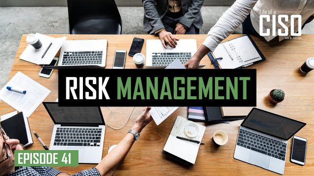 How World Class CISOs Manage Risk | Does a CISO need to be technical?