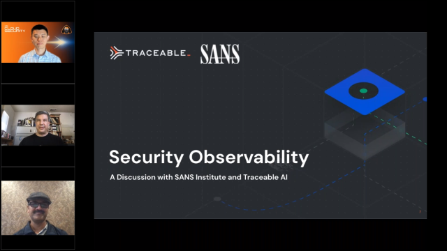 Security Observability