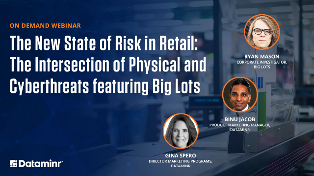 The New State of Risk in Retail [feat. Big Lots]