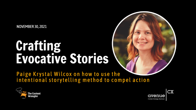 Crafting Evocative Stories That Compel Action