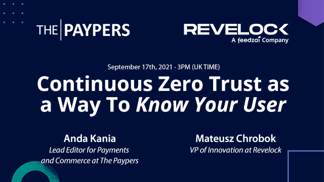 Continuous Zero Trust as a Way To Know Your User