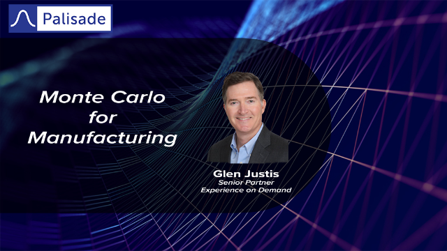 Monte Carlo for Manufacturing