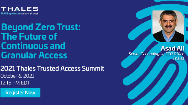 Beyond Zero Trust: The Future of Continuous and Granular Access