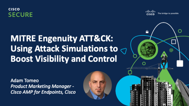 MITRE Engenuity ATT&CK: Using Attack Simulations to Boost Visibility and Control