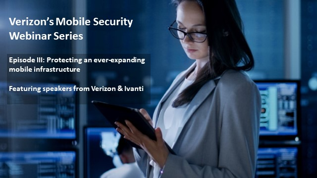 Mobile Security Series Ep. III: Protecting the mobile infrastructure