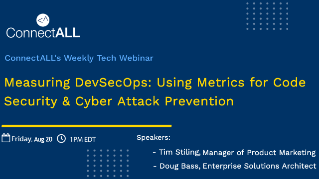 Measuring DevSecOps: Using Metrics for Code Security & Cyber Attack Prevention