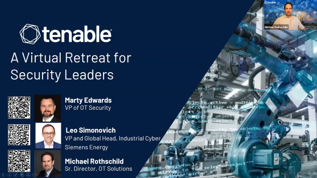 Q3 2021 Industrial Cybersecurity Update: A Virtual Retreat for Security Leaders