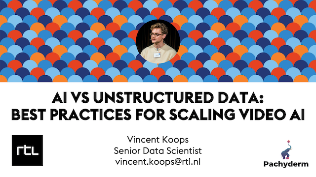 AI vs Unstructured Data: Best Practices for Scaling Video AI