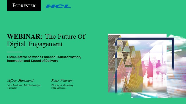 The Future Of Digital Engagement