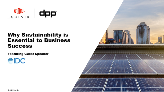 Why Sustainability is Key to Business Success