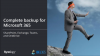 Microsoft 365 Backup and Recovery: SharePoint, Exchange, Teams, and OneDrive