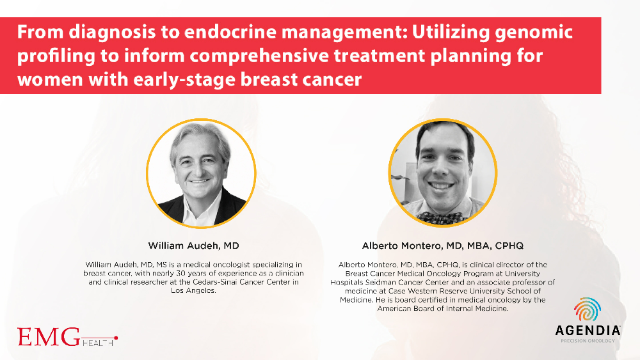 Genomic Profiling for Treatment Plans for Women with Early Stage Breast Cancer