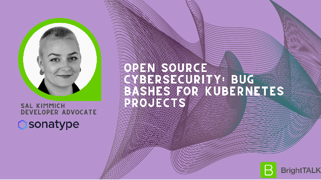 Open Source Cybersecurity: Bug Bashes for Kubernetes Projects