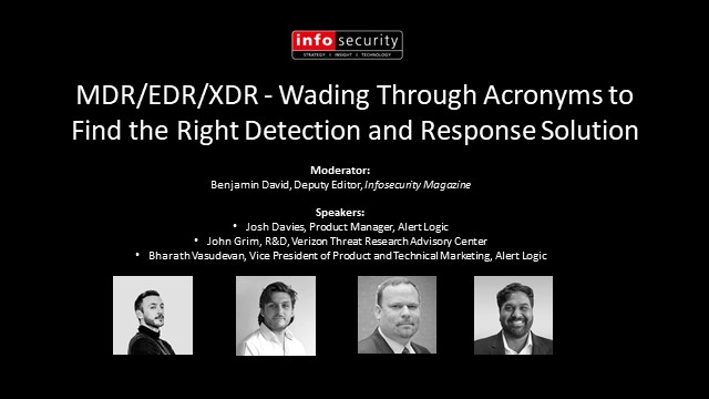 MDR/EDR/XDR: Wading Through Acronyms For the Right Detection & Response Solution