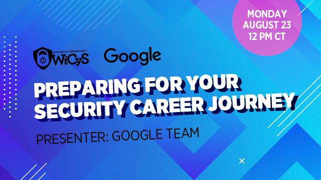 Preparing for your Security Career Journey