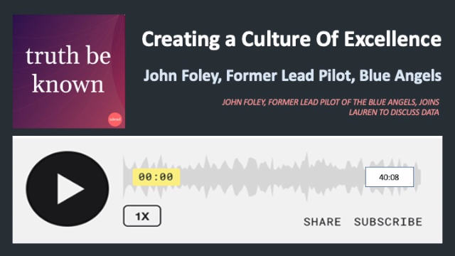 Podcast: Creating a Culture Of Excellence