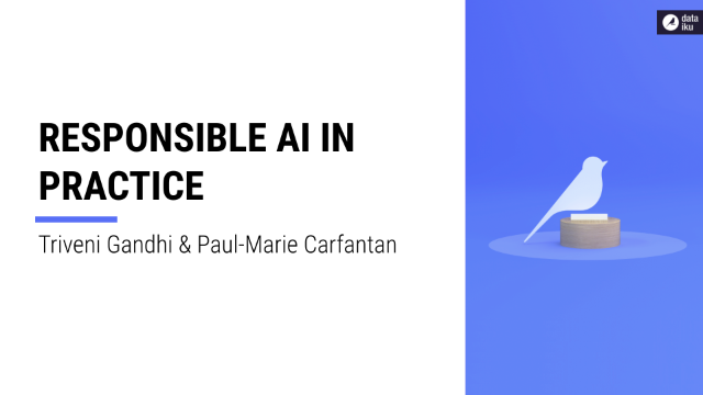 Responsible AI in Practice