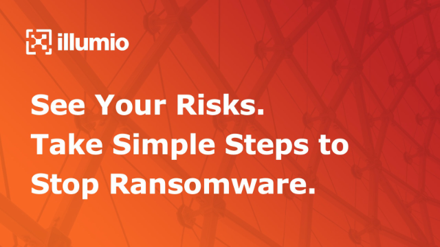 See Your Risks. Take Simple Steps to Stop Ransomware.