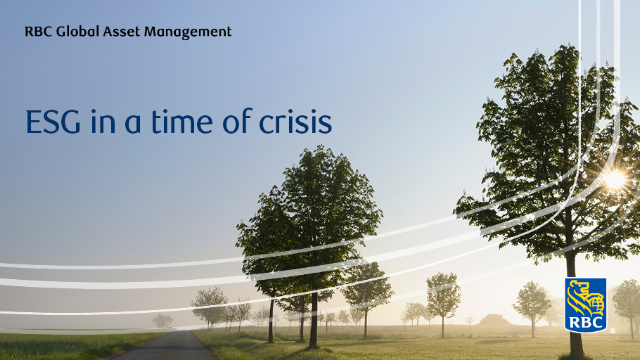Investment brief: ESG in a time of crisis