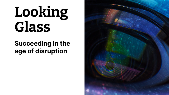 Succeeding in the age of disruption