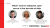 What's next for enterprise open source in the decade of data